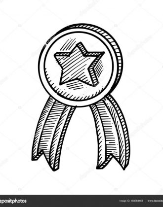 depositphotos_168364458-stock-illustration-hand-drawing-of-a-medal